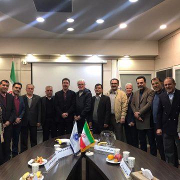 گزارش تصویری ششمین دوره انتخابات فعالیت انجمن نمایشگاهی ایران